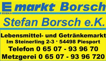 Edeka Markt Borsch